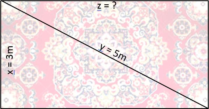 schématiser l'énoncé en mathématiques