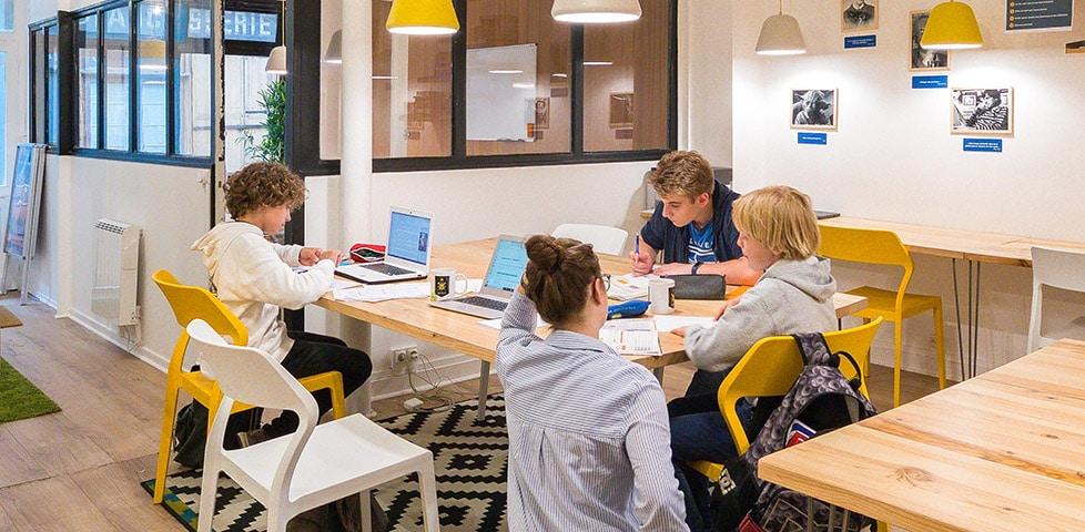 preparation-de-3-élèves-au-brevet
